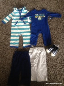 Old Navy baby boy 1