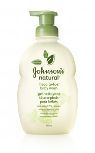 #JohnsonsNatural