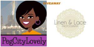 PegCityLovely Linen & Lace Giveaway