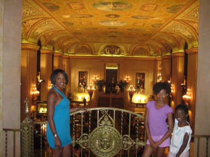 Palmer House Hotel Chicago Mezzanine