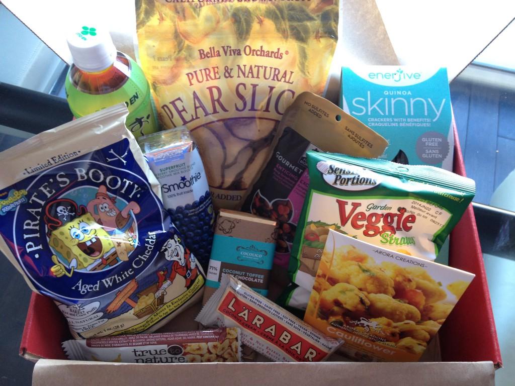 November Snackbox