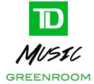 junos2014 td music green room