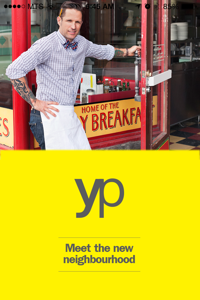 Discover Local Essentials With The #NewYP App