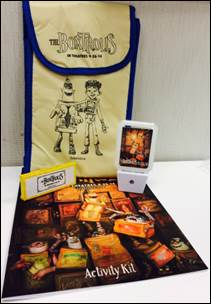 #Win Family Prize Pack for The Boxtrolls #Winnipeg