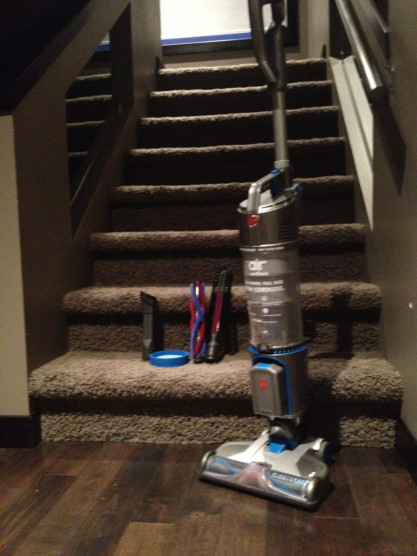 #RethinkCleaning With a New Hoover Cordless Vacuum #Giveaway