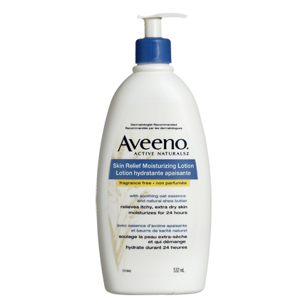 Aveeno Skin Relief Fragrance Free Lotion