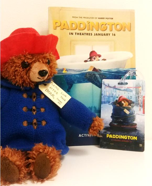#Win a Paddington Movie Prize Pack