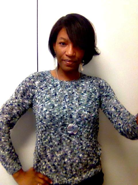 PCL Slub Knit Sweater