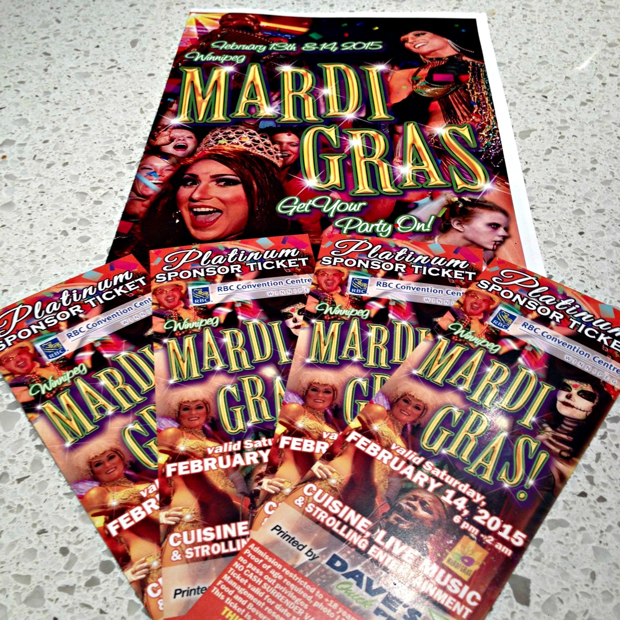 New Orleans Is Alive In Winnipeg #wpgmardigras #giveaway