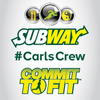 Week 2 Fruits and Veggies Challenge #CarlsCrew #CommitToFit #giveaway