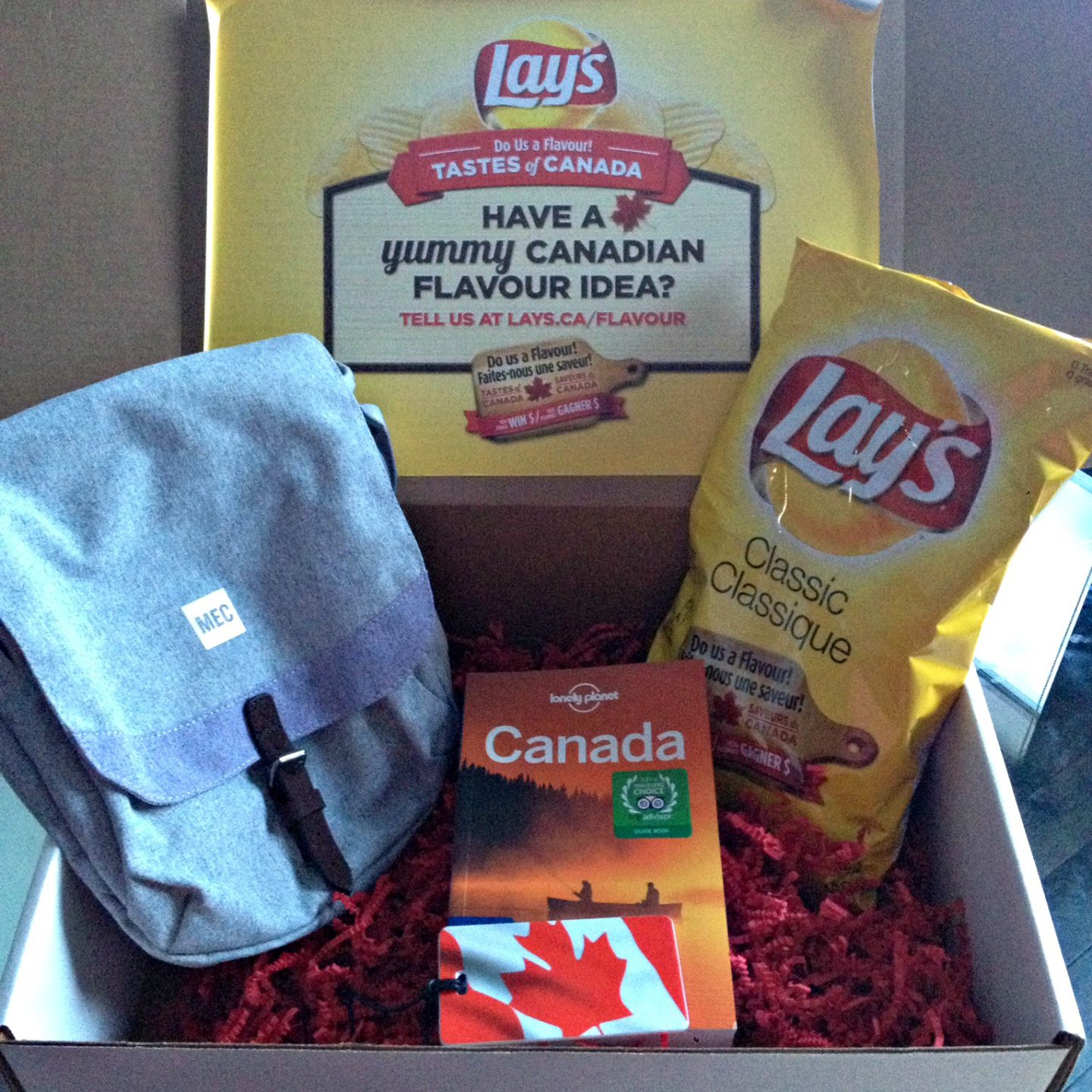 #DoUsAFlavourCanada and Submit Your Ideas!