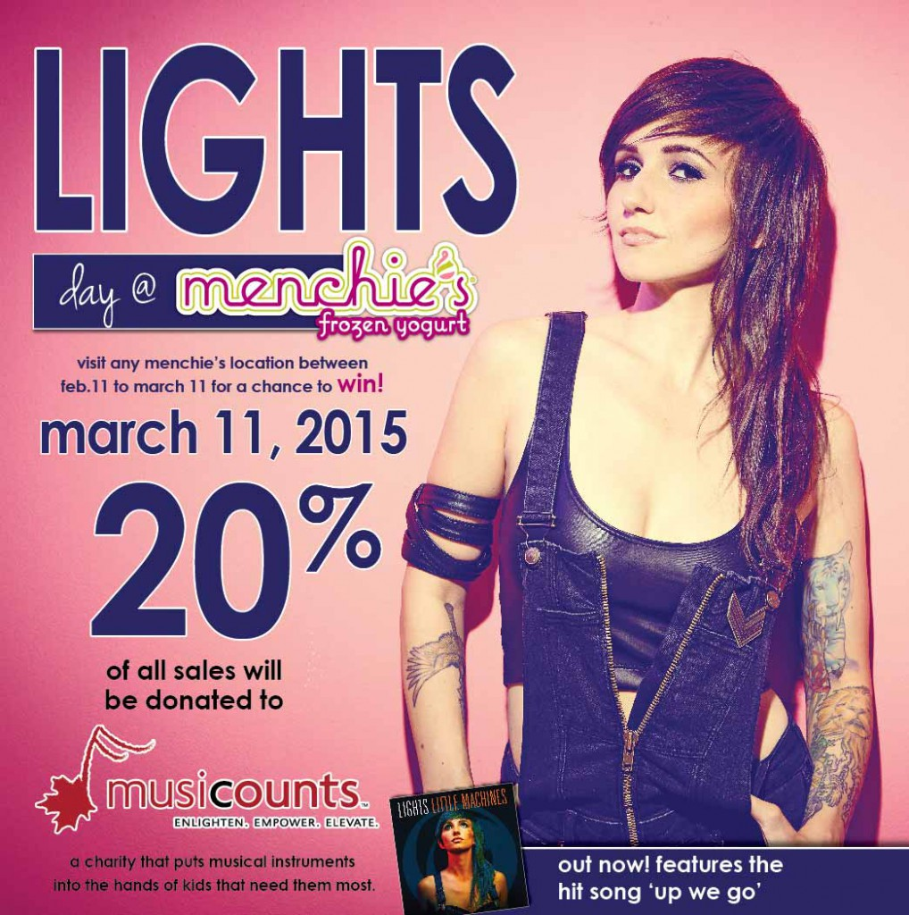 Lights - Fundraiser