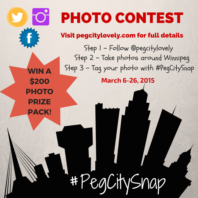 #PegCitySnap Photo Contest