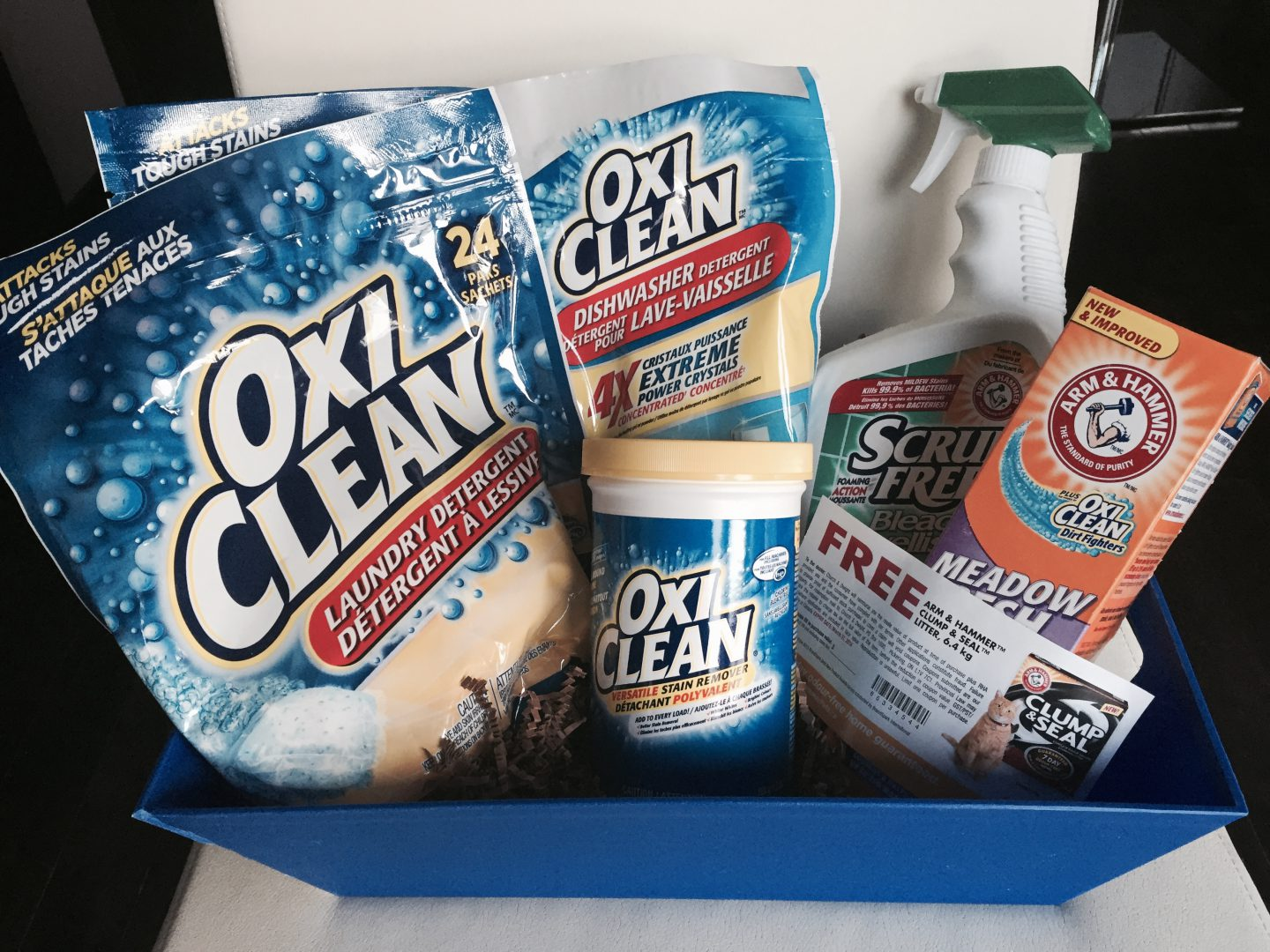 Spring Cleaning Prize Pack #Giveaway #ChurchAndDwight
