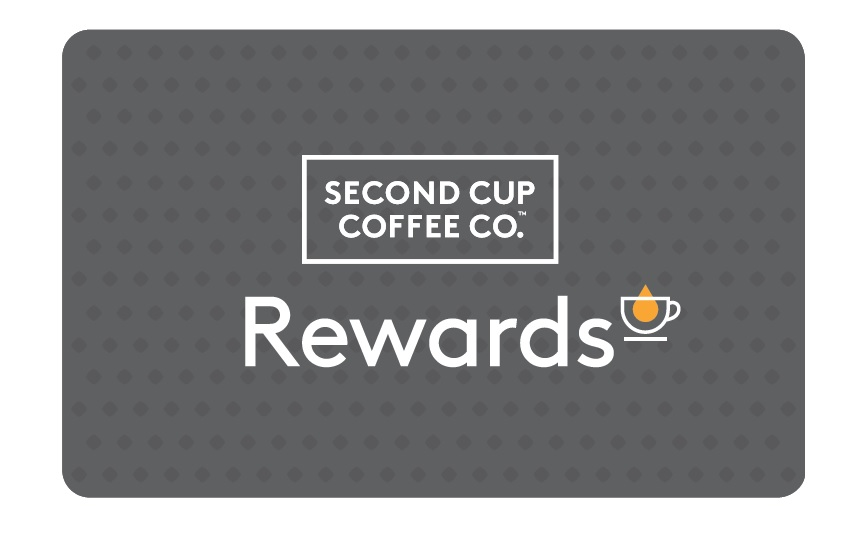 Have You Heard? Second Cup Has A Rewards Program!