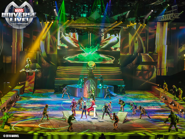 Win 4 tickets to #MarvelUniverseLive #Winnipeg