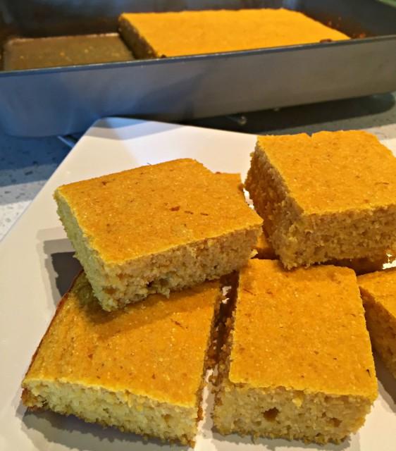 Pumpkin-Cornbread