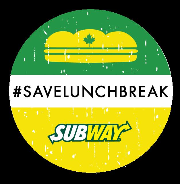 #SaveLunchBreak