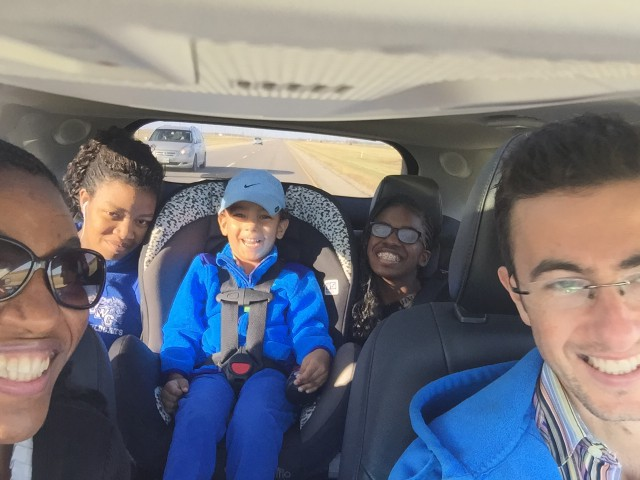 #FordEdge Family Friendly