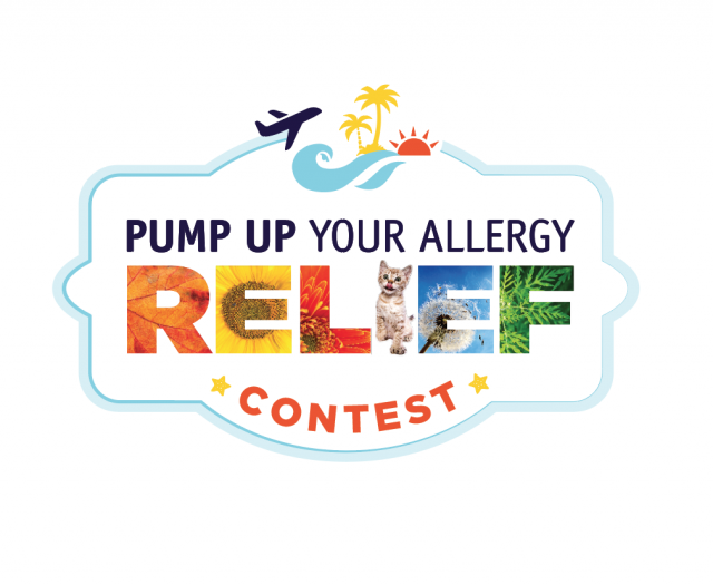 Pump Up Your Allergy Relief #contest