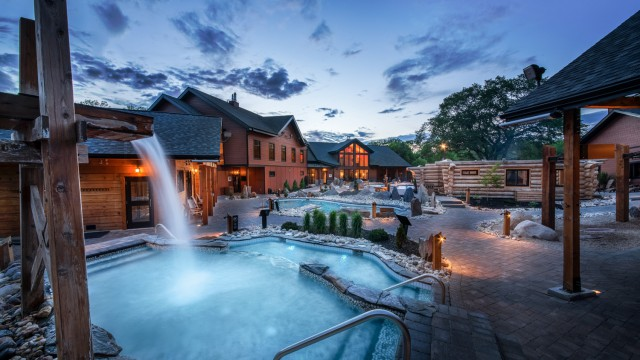 Experience Summer Bliss at Thermea #Giveaway