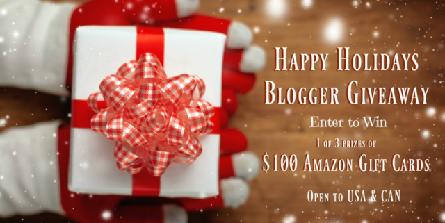 Happy Holidays Blogger Giveaway