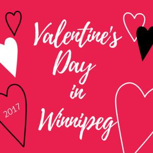 Valentine's Day in Winnipeg
