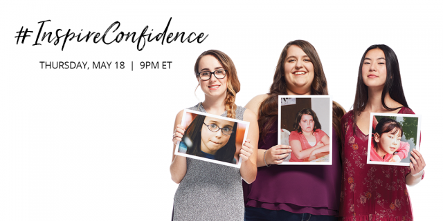 #InspireConfidence twitter party