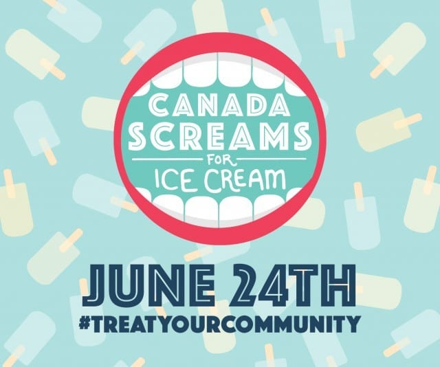 Winnipeg, #TreatYourCommunity and Help Support Local Youth Charities