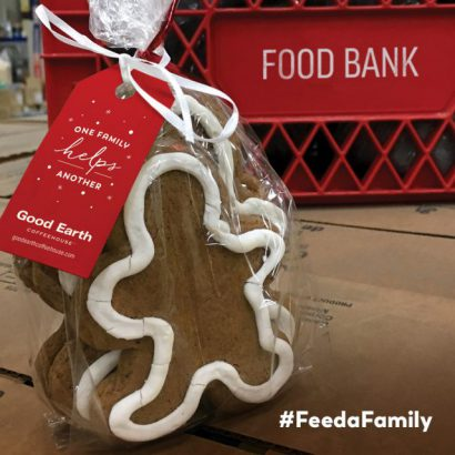 #FeedAFamily with Good Earth Coffeehouse and Winnipeg Harvest