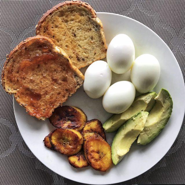 Simple Nutritious Breakfast