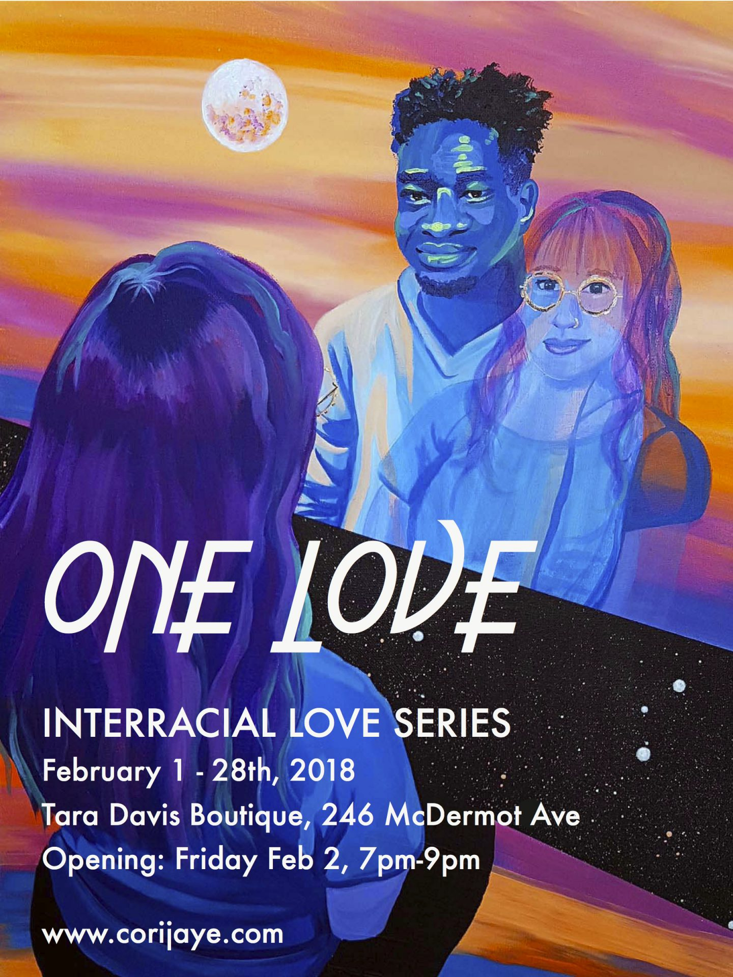 ONE LOVE art show