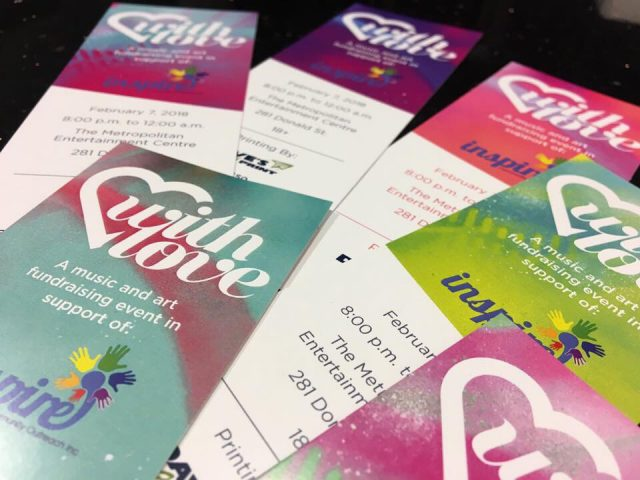 Win Tickets To #WithLoveWpg Fundraiser Supporting Our Youth