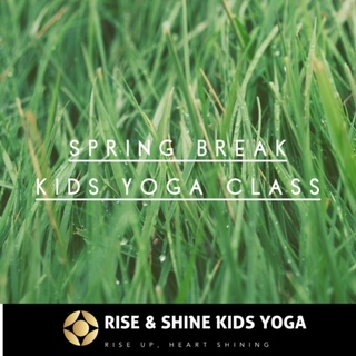 Spring Break Kids Yoga